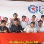 Họp mặt – Giao lưu các Hội thuộc Hiệp hội lần thứ I ( ngày 01/06/2013)