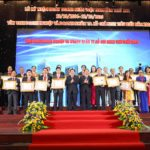 Lễ tôn vinh 100 Doanh nghiệp và 100 Doanh nhân TP.HCM tiêu biểu năm 2016