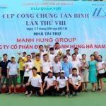 Giải TENNIS – Cúp công chứng Tân Bình lần thứ VIII (17/9/2016)