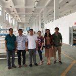 Chuyến tham quan nhà máy Oshima (máy dò kim) – Thượng Hải