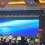 Ông Lê Việt Hùng – GĐ Cty TNHH Thành Hưng đón nhận Bằng Khen Thủ Tướng Chính Phủ